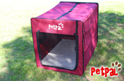 Petpal CozyHome - Maroon (large)